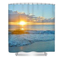 August 12 Nags Head, Nc Shower Curtain