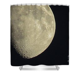 August Moon Shower Curtain
