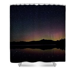 Aurora Chocorua Lake Shower Curtain