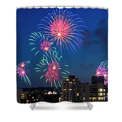 Australia 1 Shower Curtain