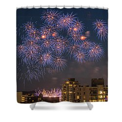 Australia 3 Shower Curtain