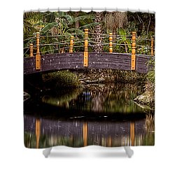 Auto Bridge Shower Curtain