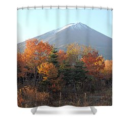 The Forest Of Creation Shower Curtain