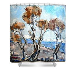 Autumn 12 Shower Curtain