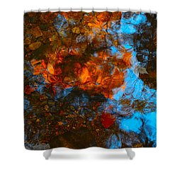 Autumn B 2015 35 Shower Curtain by George Ramos