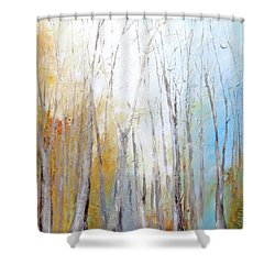 Autumn Bliss Shower Curtain