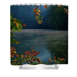 Shower Curtain featuring the photograph Autumn Colors by Okan YILMAZ