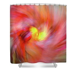 Autumn Foliage 11 Shower Curtain