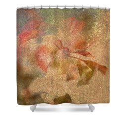 Autumn Fugue Shower Curtain