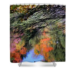 Autumn Glory Shower Curtain