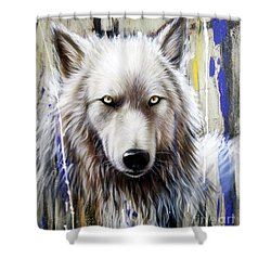 Autumn Gold 2 Shower Curtain