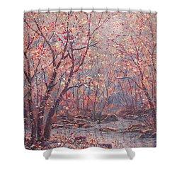 Autumn Harmony. Shower Curtain
