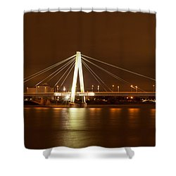 Autumn In Cologne Shower Curtain