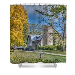 Autumn In Door County Shower Curtain