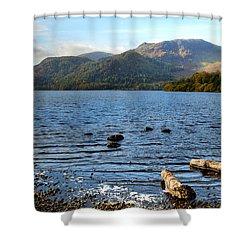 Autumn Ullswater  Shower Curtain