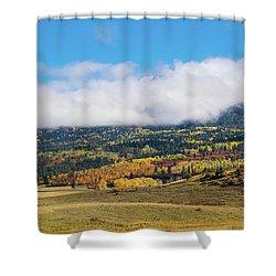 Autumn Veil Shower Curtain
