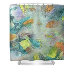 Autumn Wind Shower Curtain