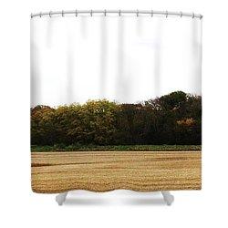 Autumn's Blanket Shower Curtain