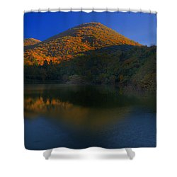 Autunno In Liguria - Autumn In Liguria 3 Shower Curtain