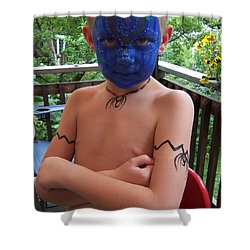 Avatar Fun Shower Curtain