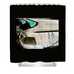 Desoto Aventurer Shower Curtain