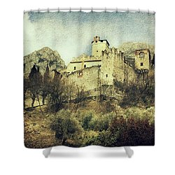 Avio Castle Shower Curtain