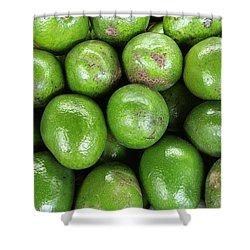 Avocados 243 Shower Curtain