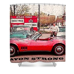 Avon Strong Shower Curtain