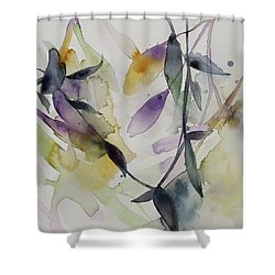 Awaken My Soul Shower Curtain