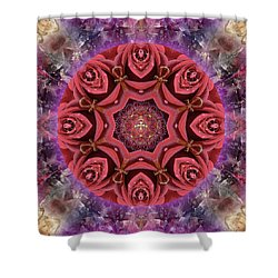 Awakening Shower Curtain
