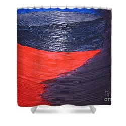 Awesome 2 Shower Curtain