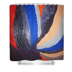 Awesome 6 Shower Curtain