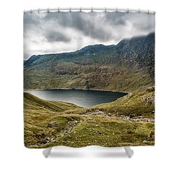 Awesome Hike Shower Curtain