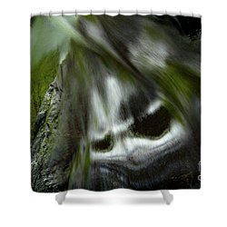 Shower Curtain featuring the photograph Awesome by Tatsuya Atarashi