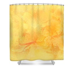Azalea Impressions Shower Curtain