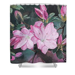 Azalea Shower Curtain