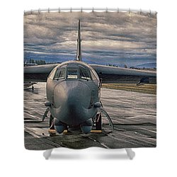 B-52 Shower Curtain