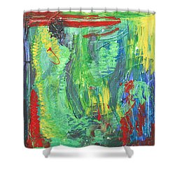 B-beautifull Shower Curtain