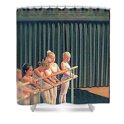 B1 Shower Curtain