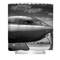 B2 Spirit Bomber Shower Curtain