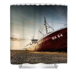 Ba 64 Shower Curtain