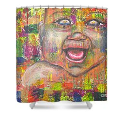 Baby - 1 Shower Curtain