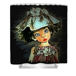 Baby Doll Collection Shower Curtain