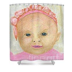 Baby Harper Shower Curtain