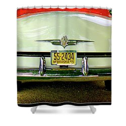Back To 55 Shower Curtain