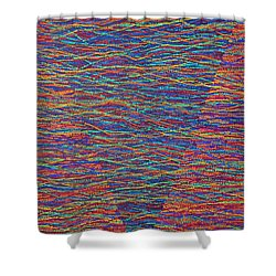 Back To Heaven 1 Shower Curtain