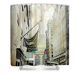 Shower Curtain featuring the photograph Back To You by Diana Angstadt