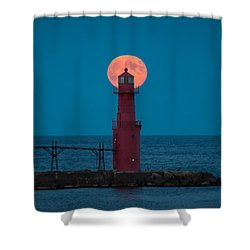 Backlighting II Shower Curtain by Bill Pevlor