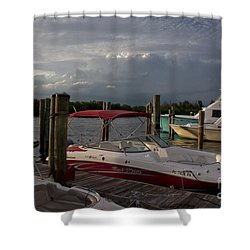 Shower Curtain featuring the photograph Bad Kitty by Ivete Basso Photography