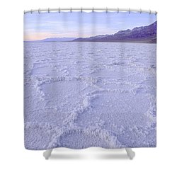 Badwater Shower Curtain